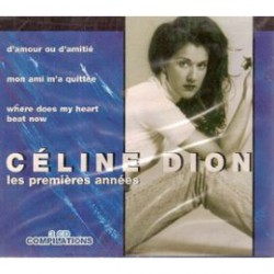 Céline Dion - Les Premières Années - 3 CD BoxSet