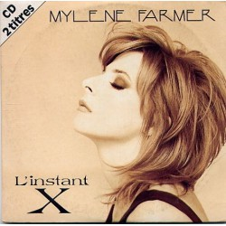 Mylène Farmer -  L'Instant X - CD Single