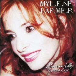 Mylène Farmer - C'est Une Belle Journée - CD Single