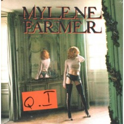 Mylène Farmer - Q.I. - CD Single