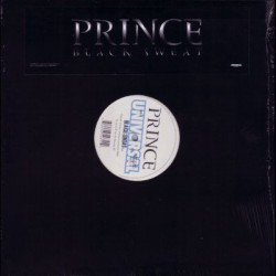 Prince ‎– Black Sweat