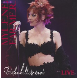 Mylène Farmer - Déshabillez-Moi (Live) - CD Single