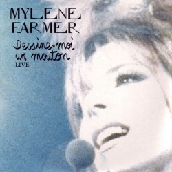 Mylène Farmer - Dessine-Moi Un Mouton (Live) - CD Single