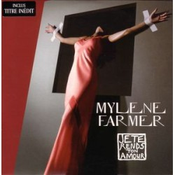 Mylène Farmer - Je Te Rends Ton Amour - CD Single
