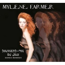 Mylène Farmer - Souviens-Toi Du Jour (Dance Remixes) - CD Maxi Single Digipack