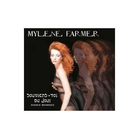 Mylène Farmer - Souviens-Toi Du Jour (Dance Remixes) - CD Maxi Single Digipack