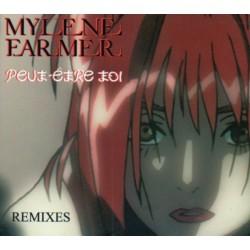 Mylène Farmer -  Peut-Être Toi (Remixes) - CD Maxi Single Digipack Edition