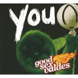 Good Sex Valdes ( Mylène Farmer ) - You - CD Maxi Single Promo Digipack