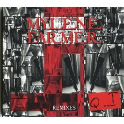 Mylène Farmer - Q.I (Remixes) - CD Maxi Single Digipack