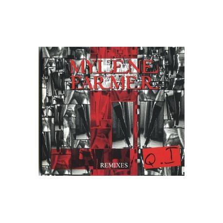 Mylène Farmer - Q.I (Remixes) - CD Maxi Single Digipack