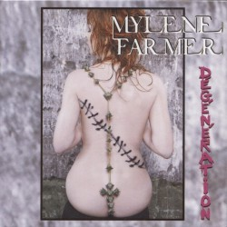 Mylène Farmer - Dégénération - CD Single