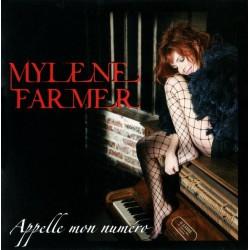 Mylène Farmer - Appelle Mon Numéro - CD Single