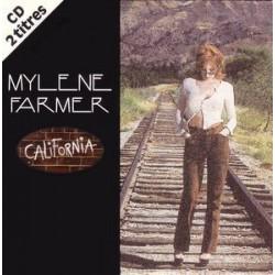 Mylène Farmer - California - CD Single 2 Tracks