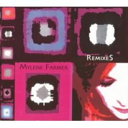 Mylène Farmer - Remixes - CD Album Digipack