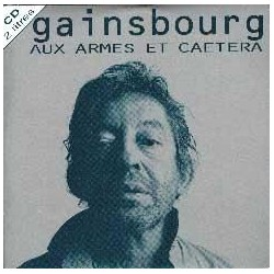 Serge Gainsbourg - Aux Armes Et Caetera - CD Single