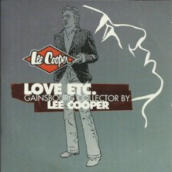 Serge Gainsbourg - Love Etc. Gainsbourg Collector By Lee Cooper - CD Single Promo