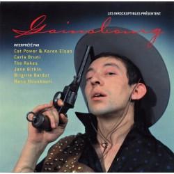Serge Gainsbourg - Les Inrockuptibles Présentent Gainsbourg Interprété Par... - Mini CD Album