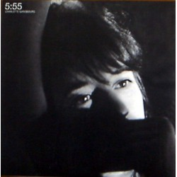 Charlotte Gainsbourg - 5:55 - CD Single Promo