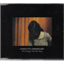 Charlotte Gainsbourg - The Songs That We Sing - CD Maxi Single Promo