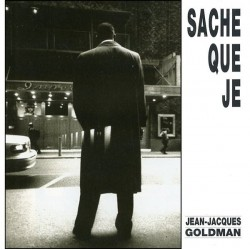 Jean Jacques Goldman -  Sache Que Je - CD Single