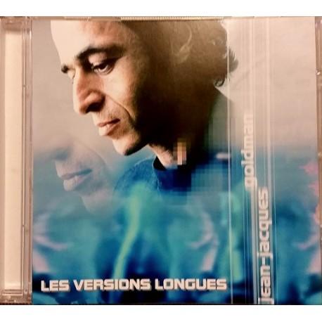 Jean Jacques Goldman - Les Versions Longues - CD Album