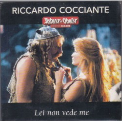 Riccardo Cocciante - Goldman - Lei Non Vede Me - Asterix & Obelix - CD Single
