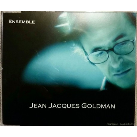Jean Jacques Goldman - Ensemble - CD Maxi Single