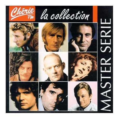 Johnny Hallyday - Master Série - La Collection - CD Promo