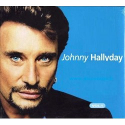 Johnny Hallyday - Les Talents du Siècle - Volume 1 - CD Album Digipack