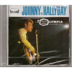 Johnny Hallyday - Olympia 64 - CD Album