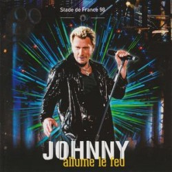 Johnny Hallyday - Allume Le Feu - Stade De France 98 - Double CD Album