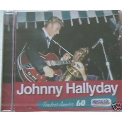 Johnny Hallyday - Tendres Années 60 - CD Album