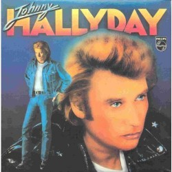 Johnny Hallyday - Black Es Noir - CD Album Digpack