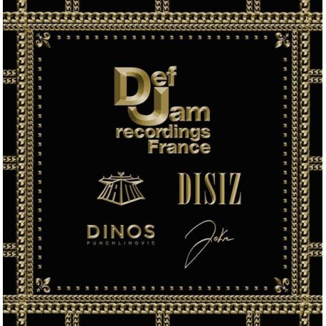 IAM - Disiz - Dinos - Joke - Def Jam - Record Store Day