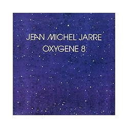 Jean Michel Jarre - Oxygene 8 - CD Single