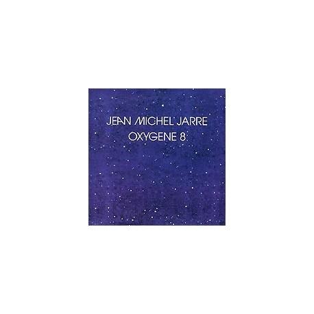 Jean Michel Jarre - Oxygene 8 - CD Single