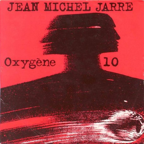 Jean Michel Jarre - Oxygène 10 - CD Single
