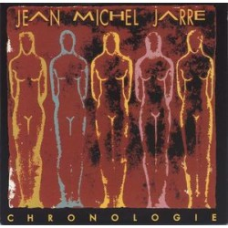 Jean Michel Jarre - Chronologie Part. 4 - CD Single