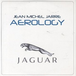 Jean Michel Jarre - Aerology - Jaguar - CD Single Promo