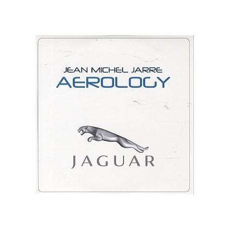Jean Michel Jarre - Aerology - Jaguar - CD Single Promo