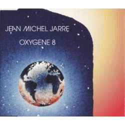 Jean Michel Jarre - Oxygene 8 - CD Maxi Single Promo