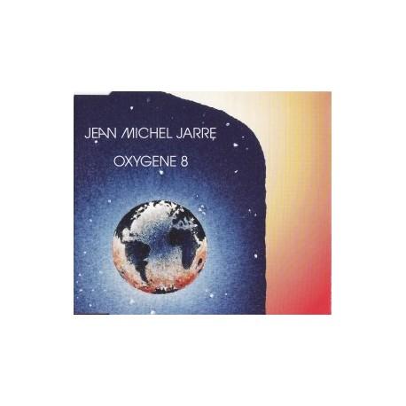 Jean Michel Jarre - Oxygene 8 - CD Maxi Single Promo