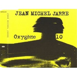 Jean Michel Jarre- Oxygène 10 - CD Maxi Single Promo