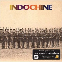 Indochine - Carte Blanche A Indochine - CD Album