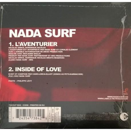 Nada Surf ( Indochine ) - L'aventurier - CD Single