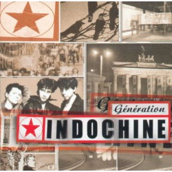 Indochine - Génération Indochine - CD Album