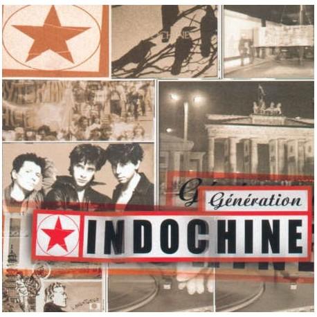 Indochine - Génération Indochine - CD Album
