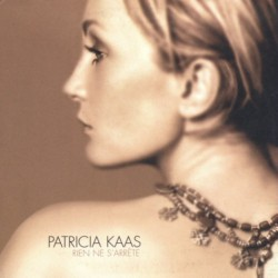 Patricia Kaas ‎– Rien Ne S'Arrête - CD Single Promo