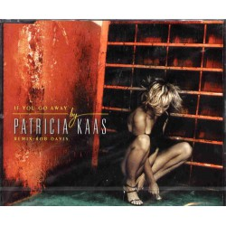Patricia Kaas - If You Go Away - CD Maxi Single