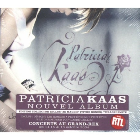 Patricia Kaas - Sexe Fort - CD Album Digipack